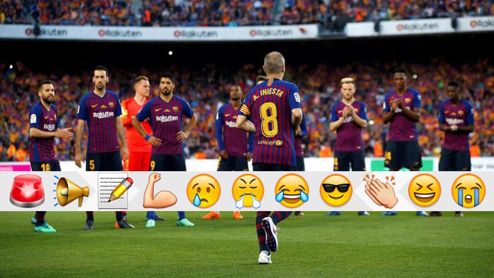 FC Barcelona  Adiós a Iniesta 4b1dd8f1e61e5