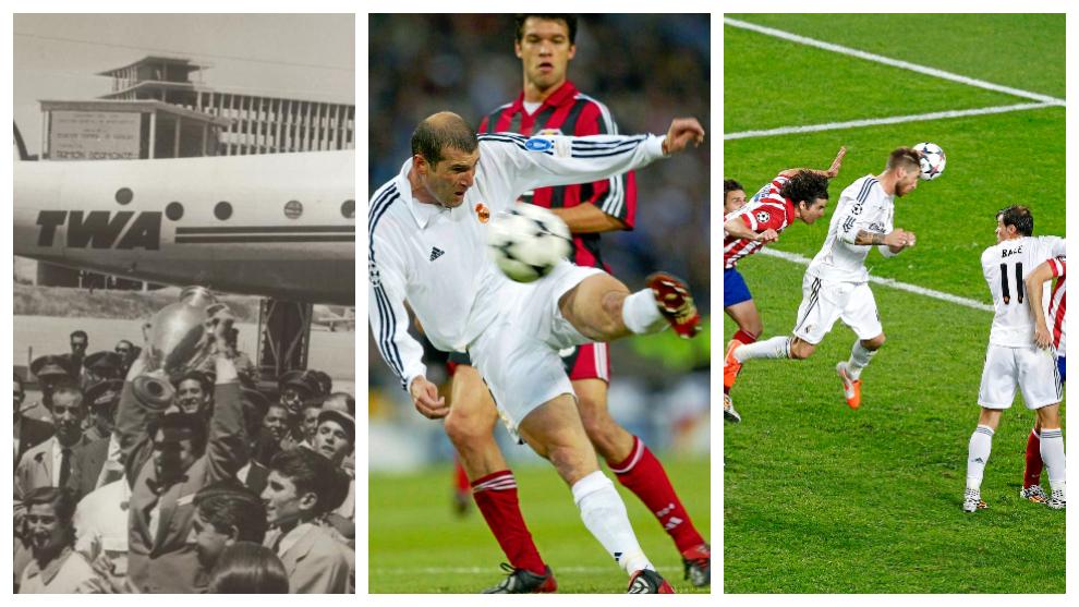Real Madrid Otra Champions Tras Acabar Tercero En La Liga Marca Com