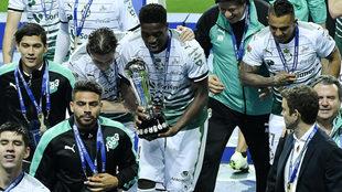 Santos Laguna suma seis títulos en la Liga MX