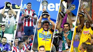 Carlos Izquierdoz se suma a un grupo selecto de capitanes que levantan...