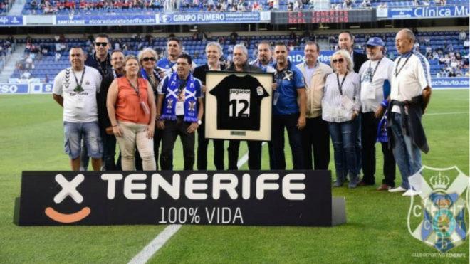 Entrega del premio a la mejor afición de LaLiga 1|2|3 de la temporada...