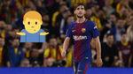 Sergi Roberto queda fuera de la lista y pasa del barco... a estar mudo al verse en el 'Once UEFA'