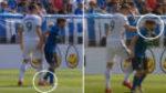 Ibrahimovic la lía: expulsado por dar una bofetón a un rival
