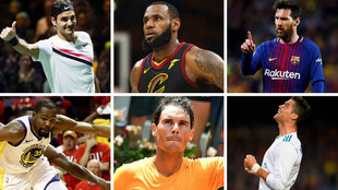 ESPN have classified the sportsmen based on three factors: social...