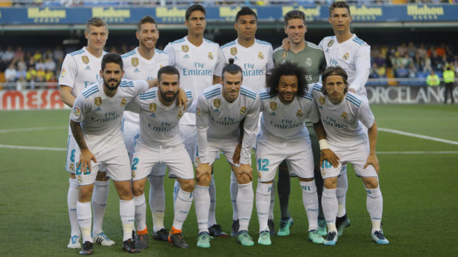 El Real Madrid se enfrenta al Liverpool en la Final de la Champions...