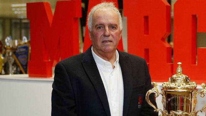 lfonso Feijoo, presidente de la Federación Española de rugby (Rafa...