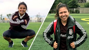 Las jugadoras de Toluca están con la Sub-17 y Sub-20