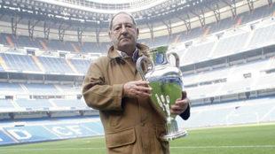 Paco Gento es el 'dueño' de la Copa de Europa