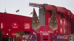 Estadio Caliente.