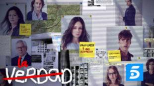 Imagen publicitaria de la serie La Verdad