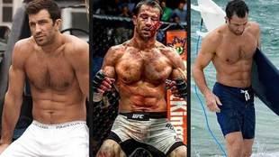 Luke Rockhold, popular estrella de la UFC <strong>(<a...