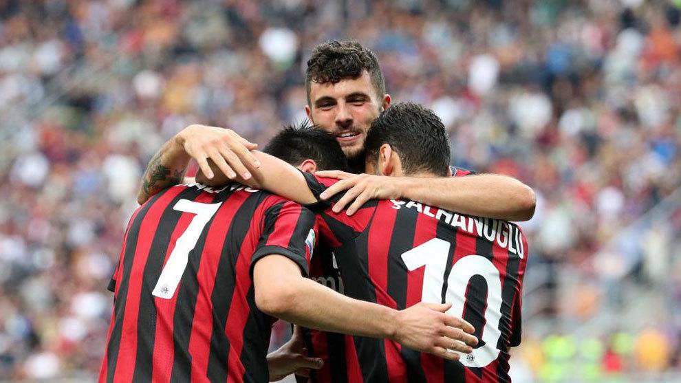 El AC Milán podría ser excluido de competiciones europeas