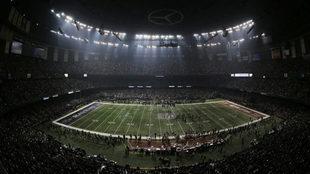 El Superdome será el estadio con más Super Bowls