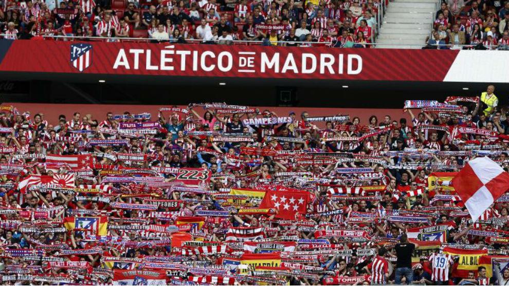 tienda Ganar control población  Atlético de Madrid: ¡¡18.501 peticiones para abonarse al Atlético en lista  de espera!! | Marca.com