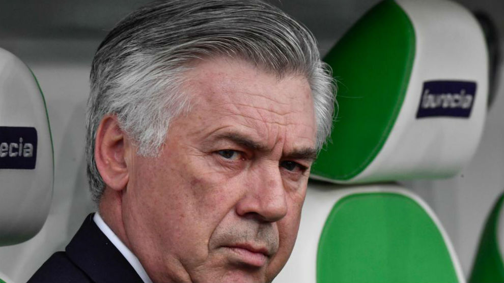 Carlo Ancelotti will be the new Napoli coach