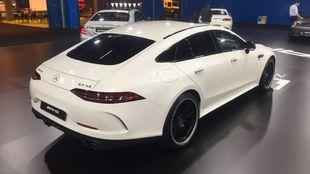 AMG GT 4 puertas