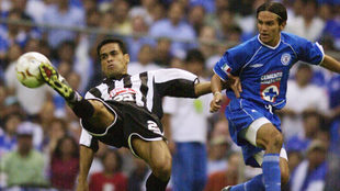 Andrés Chitiva fue un refuerzo de Cruz Azul para encarar el torneo...