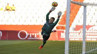 Remiro ha encajado 37 goles en 39 partidos.