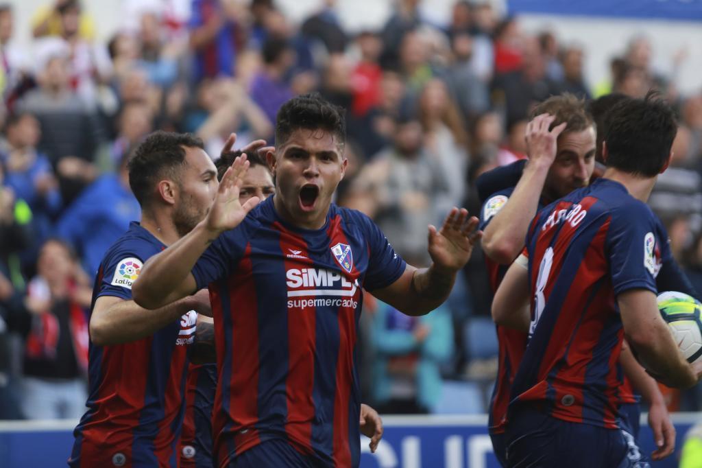 'El 'Cucho' Hernández es el segundo jugador que más tira a puerta de...