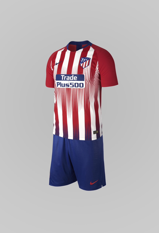 e9ad68c5c72ed Atlético de Madrid  El Atlético ya tiene camiseta para la temporada ...