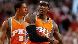 Stoudemire en su época como jugador de los Suns