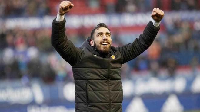 El Celta ofrece a Borja Iglesias la ampliación de contrato