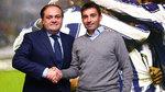 Asier Garitano firma con la Real hasta 2021