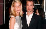 Gwyneth Paltrow y Brad Pitt, cuando eran pareja
