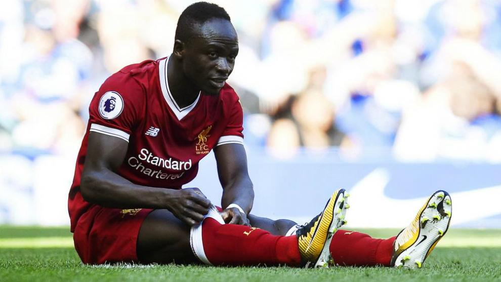 Mané envió 300 camisetas de Liverpool a Senegal — Champions League