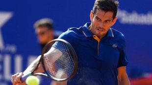Guillermo García-López, en el Sabadell Barcelona Open