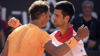 """Nadal: """"Djokovic va a ser uno de los candidatos a ganar Roland Garros"""""""