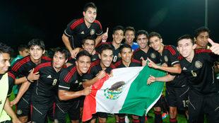 La selección campeona del 2012