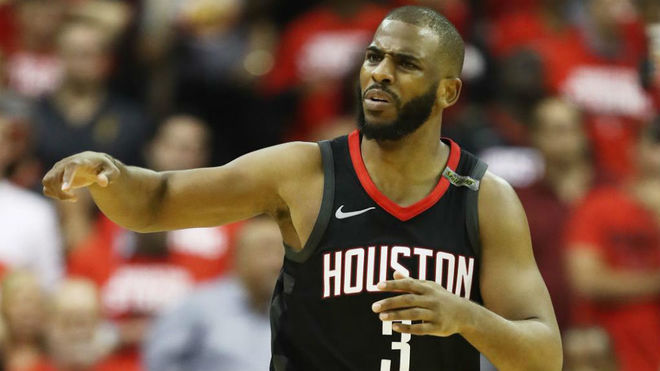 Houston venció a Golden State y emparejó la serie