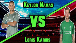 Keylor Navas and Loris Karius: A final to catch the trophy
