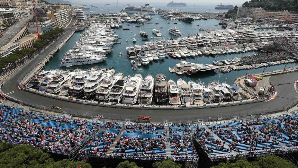 GP Mónaco F1 2018: En directo: Clasificación del Gran Premio de ...