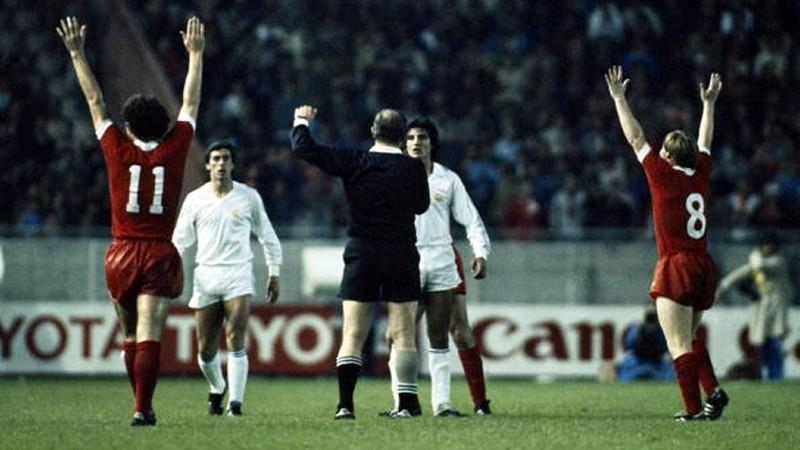 76bb856fbc973 El Real Madrid busca acabar con 42 años sin que un equipo conquiste tres  Copas de Europa seguidas. El último en hacerlo fue el Bayern de 1974 a  1976