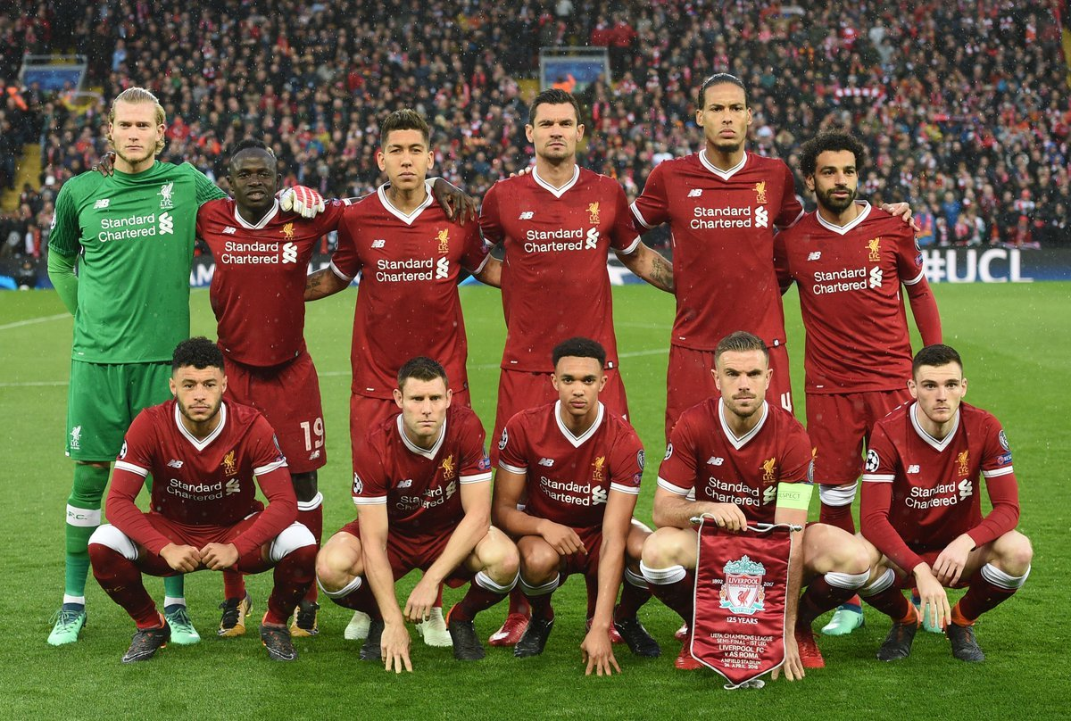 dacd406cb83cd Ningún jugador del Liverpool de los que han disputado algún partido en esta  edición de la Champions League ha jugado nunca una final en esta  competición.