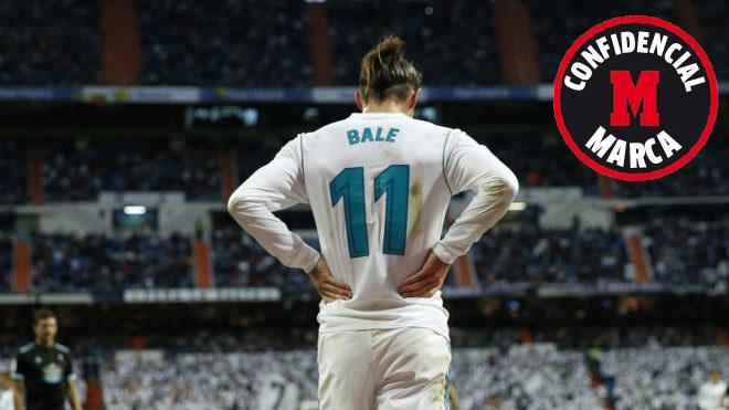 Bale no ha sido convocado como titular en la Final de Champions 2018.