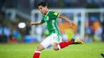 Lainez y México se exhiben en su debut en el Torneo de Toulon