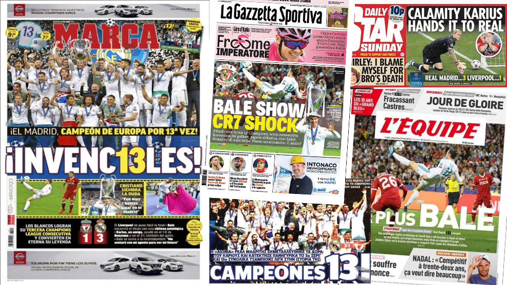MARCA - Press review: How the continent's newspapers ...