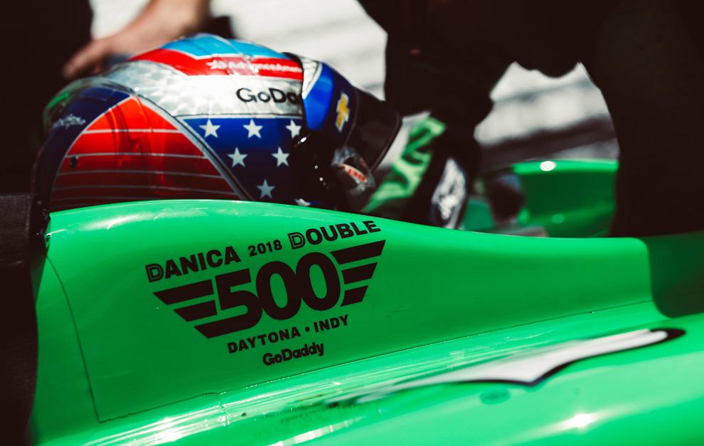 Danica ha elegido la Indy 500 y la Daytona 500 para su retirada.