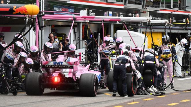 Sergio Pérez confiado para competir en el Gran Premio de Mónaco