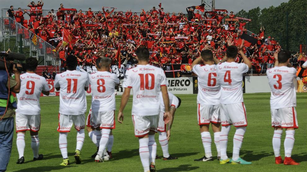 El Mallorca vuelve a Segunda división un año después | Marca.com