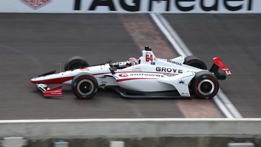Oriol Serviá lideró la prueba durante 16 vueltas.