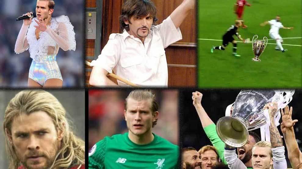 Loris Karius, portero del Liverpool fue el
