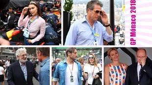 El Gran Premio de Mónaco de Fórmula 1 siempre destila glamour sobre...
