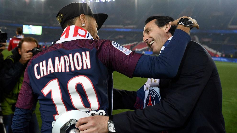 El mercado de fichajes  Emery habla sobre Neymar y un ofertón por ... 06249b15be0c7