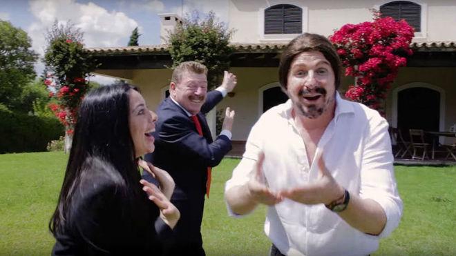 Los Morancos y su parodia musical del chalet de Iglesias y Montero