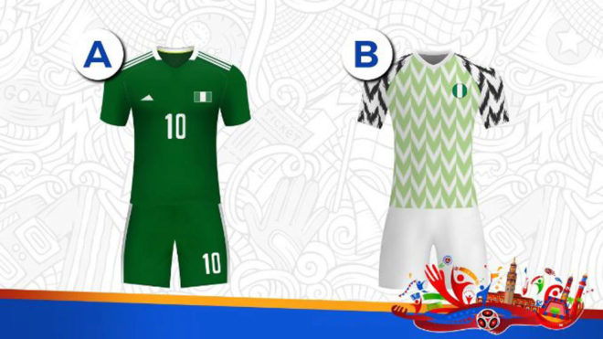 Mundial 2018Según ha asegurado la Federación Nigeriana y publicó Daily Mail 052599e27c79f