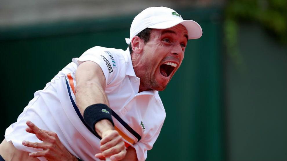 Santiago Giraldo cae en segunda ronda de Roland Garros